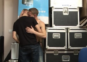 Pavel and David