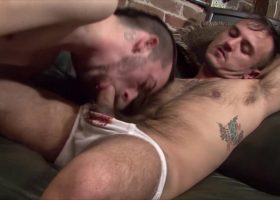Xander Spade and Jacob Daily