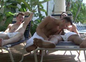 Rylan, Evan, Landen