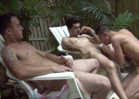 Blake, Jarred and Ty