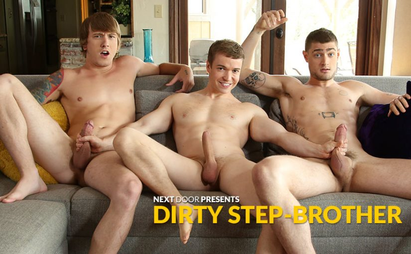 Dirty Step-Brother